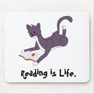 Taz Reading Mouse Pad