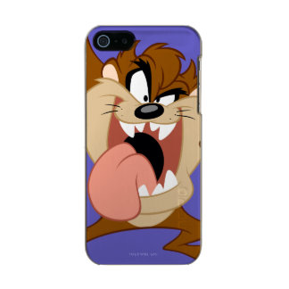 TAZ™ | Sticking His Tongue Out Metallic iPhone SE/5/5s Case