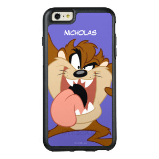 TAZ™ | Sticking His Tongue Out OtterBox iPhone 6/6s Plus Case