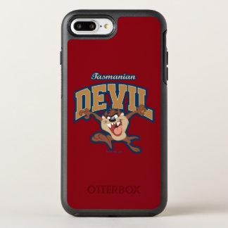 TAZ™ Tasmanian Devil Patch OtterBox Symmetry iPhone 7 Plus Case