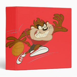 TAZ™ the Dribbling Cyclone 3 Ring Binder