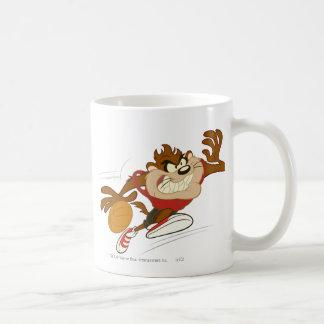 TAZ™ the Dribbling Cyclone Classic White Coffee Mug