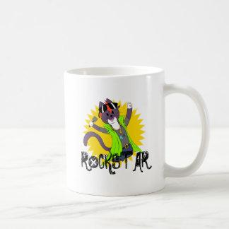 Taz the Rockstar Coffee Mug