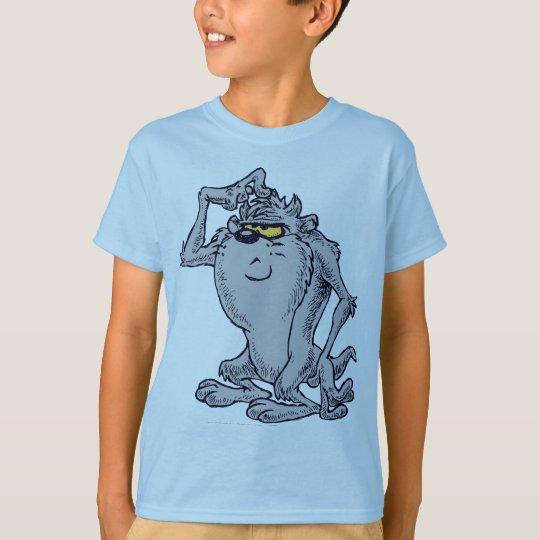 TAZ™ Thinking Artistic Design T-Shirt
