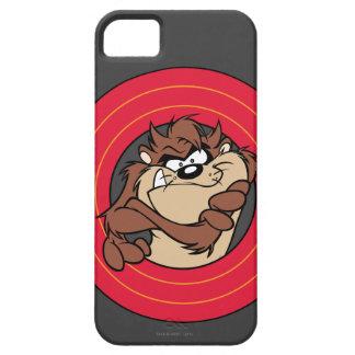 TAZ™ Through LOONEY TUNES™ Circles iPhone SE/5/5s Case