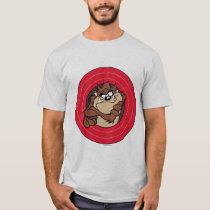 TAZ™ Through LOONEY TUNES™ Circles T-Shirt