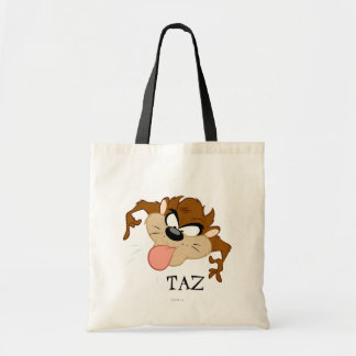 TAZ™ Tongue Out Tote Bag
