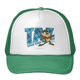 TAZ™ Tornado Terror Plaid Trucker Hat