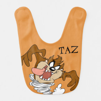 TAZ™ Whirling Tornado Baby Bib