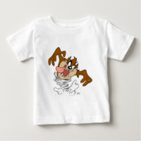 TAZ™ Whirling Tornado Baby T-Shirt