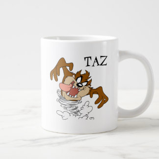 TAZ™ Whirling Tornado Giant Coffee Mug