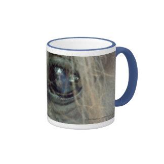 Taza 11oz del ojo de mi caballo
