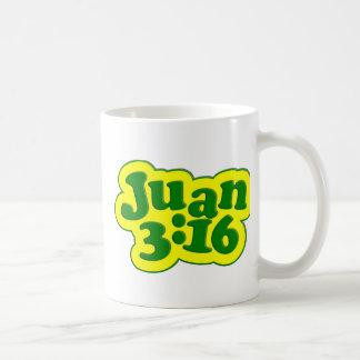Taza 16 de Juan 3