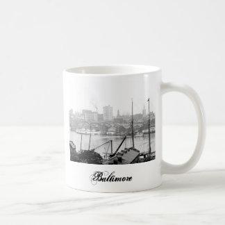 Taza 1903 de Baltimore Maryland