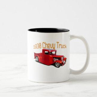 Taza 1930 del camión de Chevy