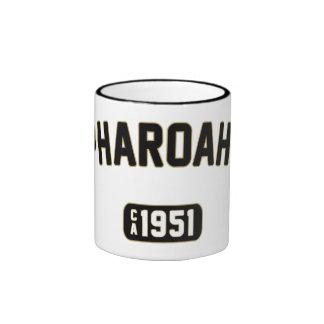Taza 1951 de café de Pharoahs