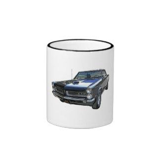 Taza 1965 de Pontiac GTO