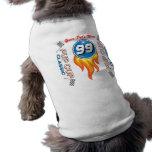 Taza #1 clásico del perrito camisas de perritos
