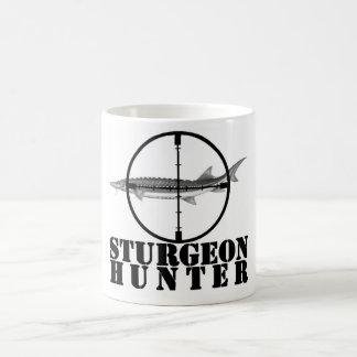 Taza 1 del cazador del esturión