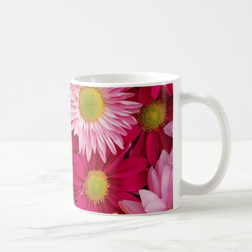 Taza 1 del favor de la estera de la flor salvaje