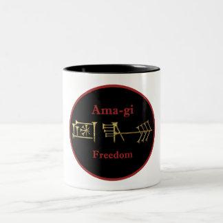Taza 1 del oro de Amagi