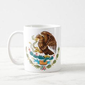 Taza 2010 de Cinco de Mayo Coffe del escudo de