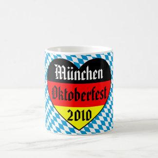 Taza 2010 de München Oktoberfest Alemania