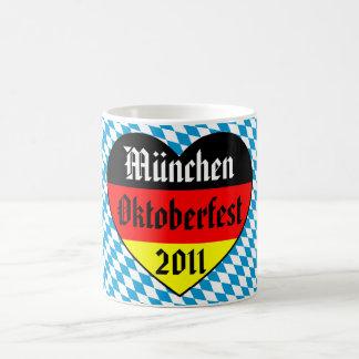 Taza 2011 de München Oktoberfest Alemania