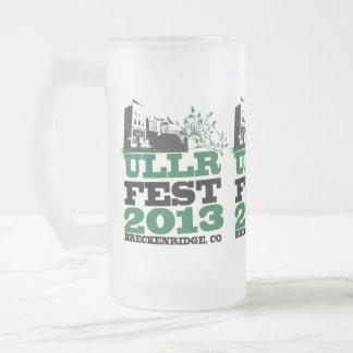 Taza 2013 de cerveza de UllrFest
