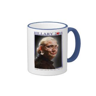 Taza 2016 de café de Hillary