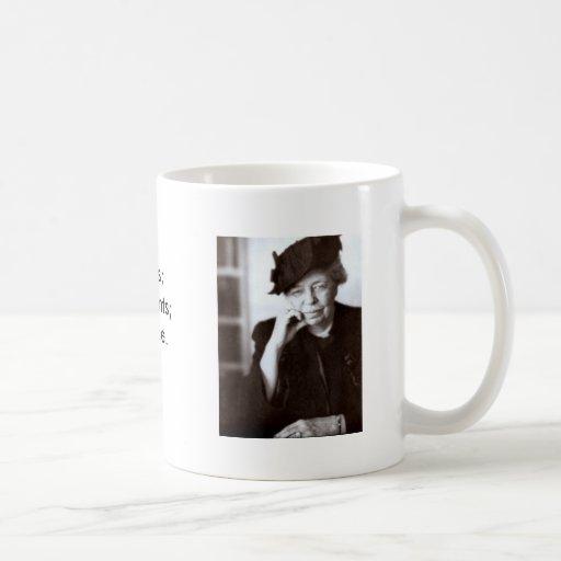 Taza 2 de Eleanor Roosevelt