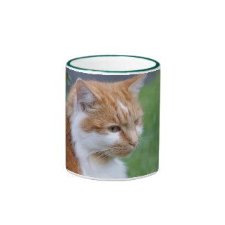 Taza #2 del gato de la mermelada
