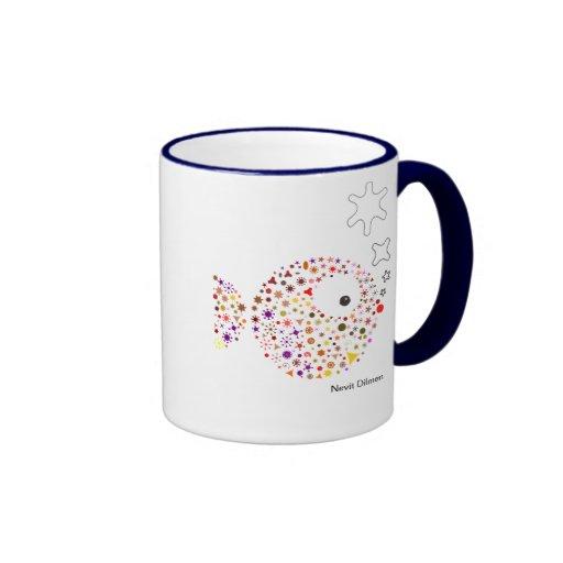 taza a pescado
