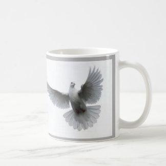 Taza agradable del Espíritu Santo