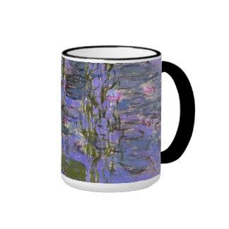 Taza - agua Lillies