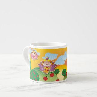 Taza airosa de Expresso del Fairyland Taza Espresso