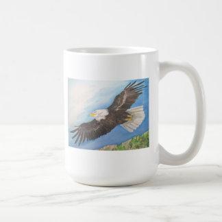 Taza altísima de Eagle calvo