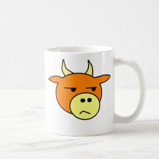 Taza amarga de la vaca