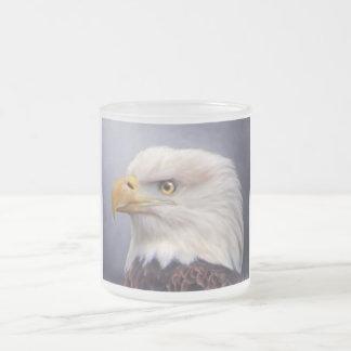 Taza americana de Eagle calvo