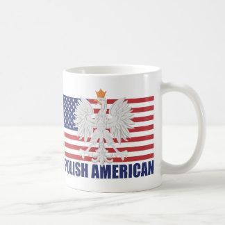 Taza americana polaca
