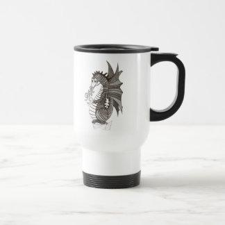 Taza amistosa del viaje del dragón