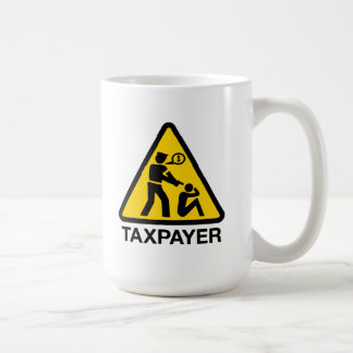 Taza amonestadora del contribuyente