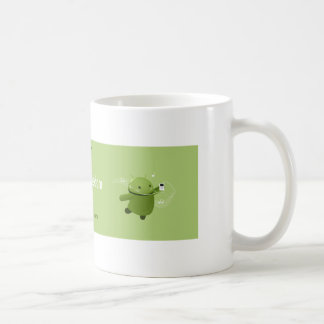 Taza androide