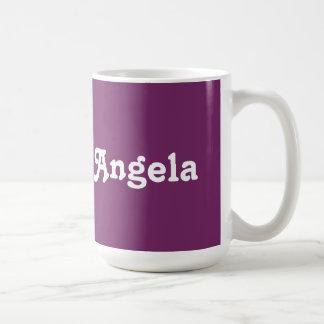 Taza Angela
