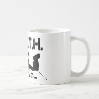 ¡Taza animal del santuario de la TIERRA! Taza De Café
