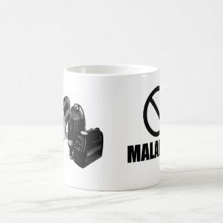 Taza Anti-Malarkey chistosa