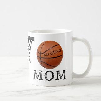 Taza asombrosa de la mamá del baloncesto o SU