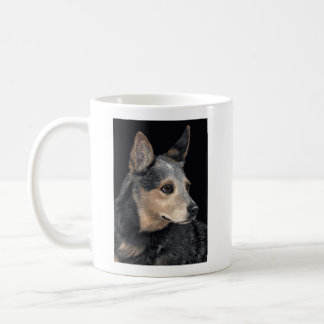 """Taza australiana del perro del ganado - """"Quigley """""""