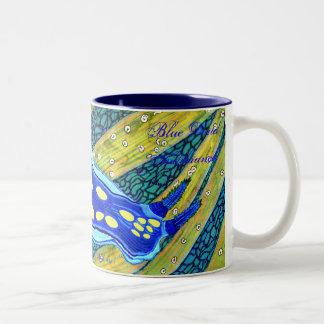 Taza azul de Dorid