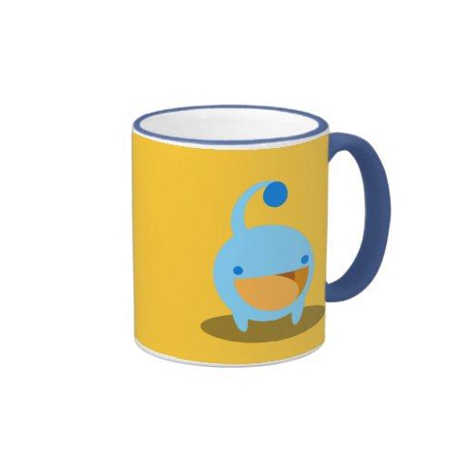 Taza azul de Thingy